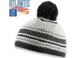 Плетена зимна шапка-Детска
