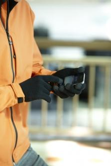 Зимни ръкавици за смартфон