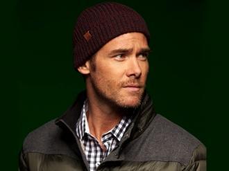 Плетена мъжка шапка