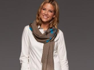Камуфлажен шал