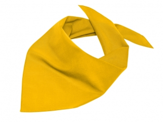 Тъмно жълто