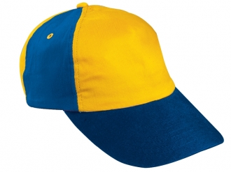 Жълто-синьо-червено