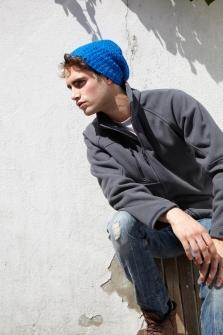 Плетена шапка HEADGEAR