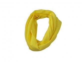 Цветен шал