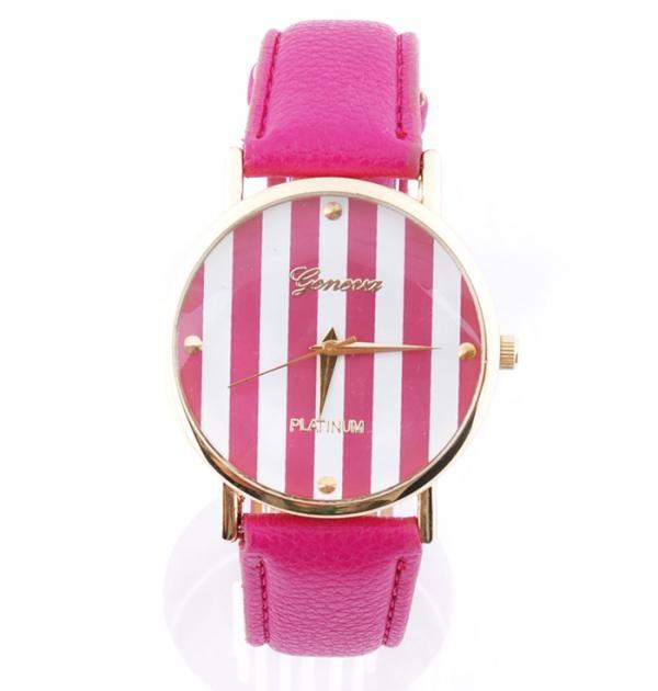 Розов часовник с раета