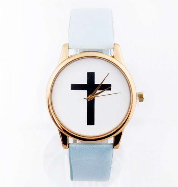 Часовник с кръст