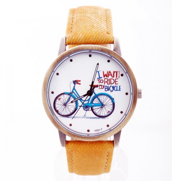 Часовник с колело