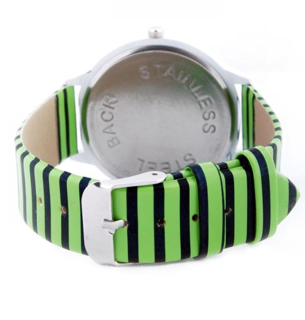Зелен часовник - зебра