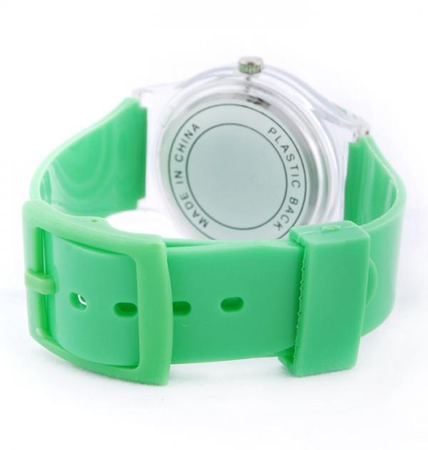 Спортен часовник с циферблат диня
