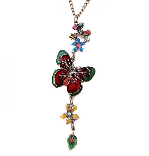 Колие - Пеперуда