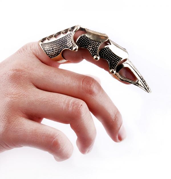 Ексцентричен пръстен - Златен