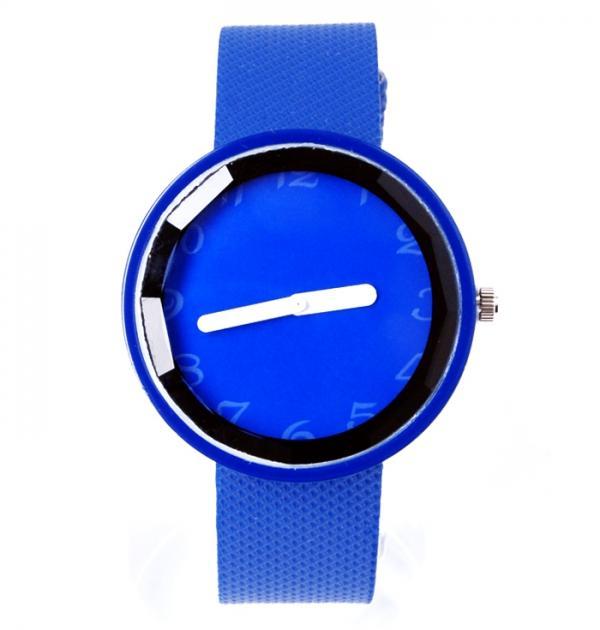 Стилен син часовник
