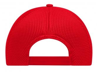 6 панелна мрежеста шапка