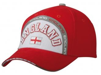 Шапка с надпис - Англия